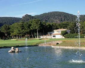 Clubhaus Golf Son Servera